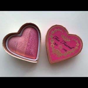 Too Faced Flush Blush in 'Something About Berry'