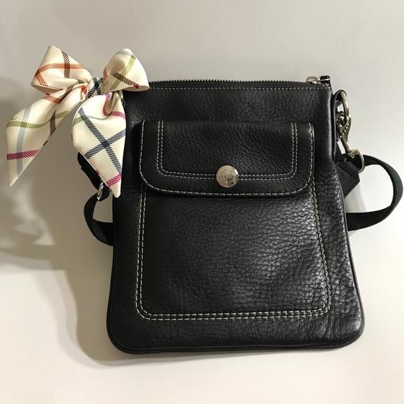 Coach Handbags - Coach Black mini crossbody 23f97cd4521ca