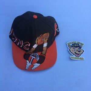 Vintage Cleveland Browns Drew Pearson 3d Snapback