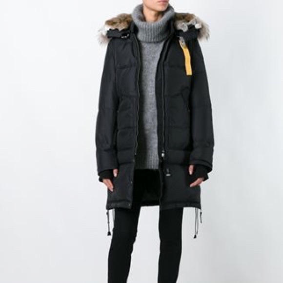 Parajumper long bear coat xs