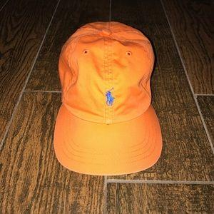 Adult Ralph Lauren leather Adjustable Strap Hat