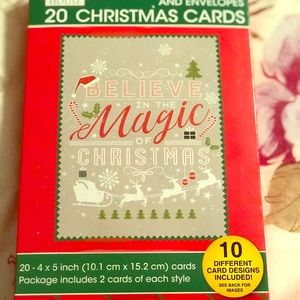 Other - Christmas card pack