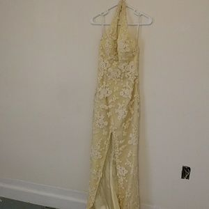 Jovani pageant/prom gown