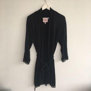 Juicy Couture Black Robe