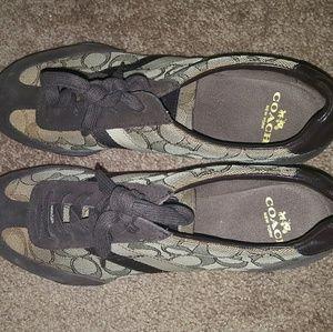 Coach shoes NWOT