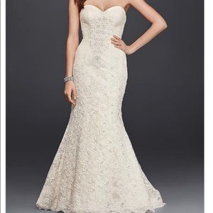 Dresses & Skirts - Trumpet style wedding gown