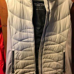 NWT Michael Kors down vest. Never worn.