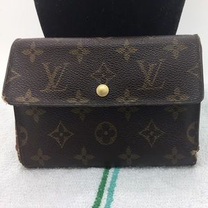 louis vuitton monogram large wallet