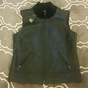 INC International Concepts♥  Nostalgia Leather