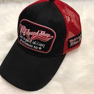 Full Throttle Saloon Sturgis Hat