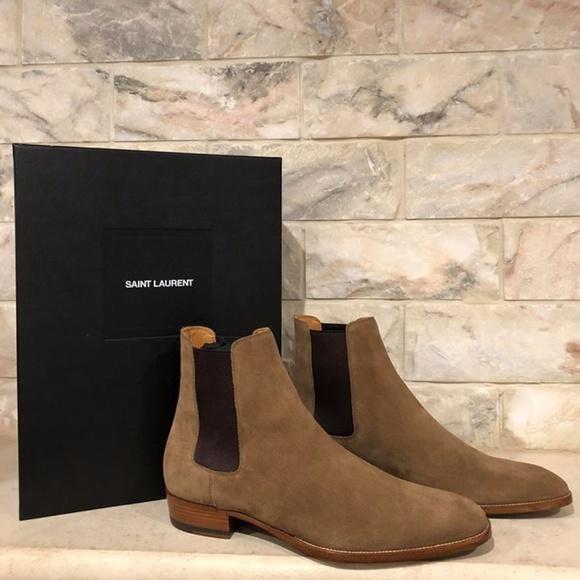Yves Saint Laurent Shoes | Ysl Sigaro