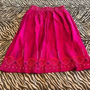 Old Navy Pink Skirt