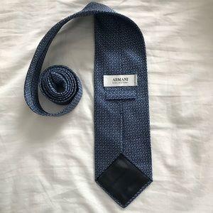 Giorgio Armani Blue Tie