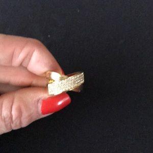 Michael Kors gold ring