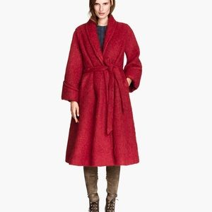H&M Jackets & Coats - H&M oversized Coat