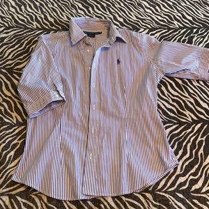 Ralph Lauren Sport Size 12 button down shirt