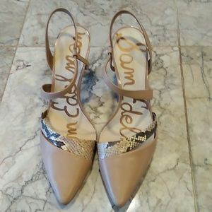 Sam Edelman ladies shoes.