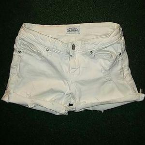 Sz 5/6 destroyed shorts by Aeropostle
