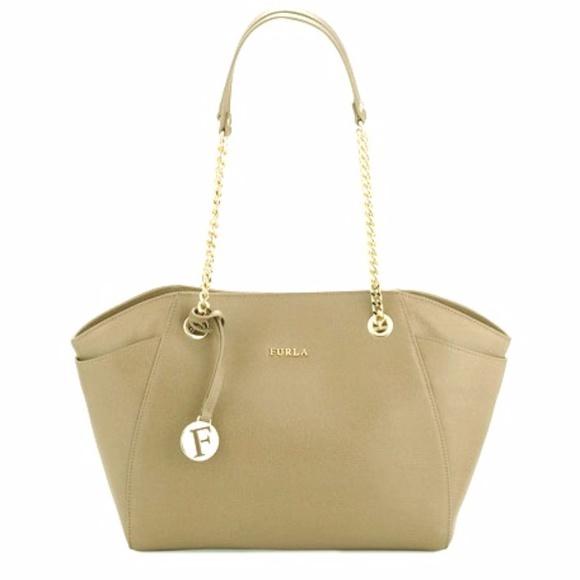 Furla Handbags - New Furla Julia Tulip Tote Bag db8d73ab0334f