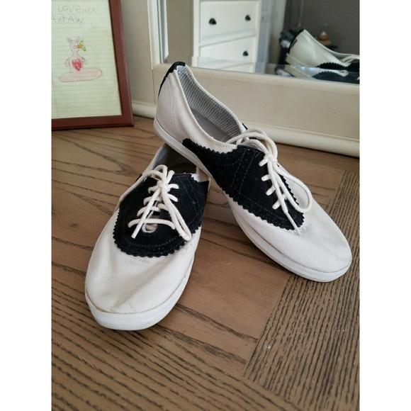 Keds Shoes   Keds Size 5 Saddle Shoe