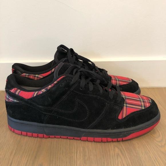 newest collection 5c785 af1d9 Nike dunk low, plaid. Rare. M5a0f062a713fde3b5a0348e7