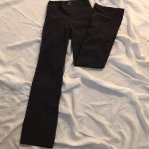 Nike bootcut leggings