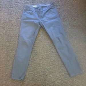 GAP Grey Jeans with Sheen!