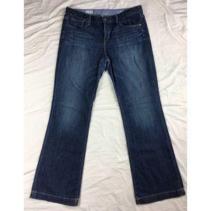 GAP 1969 jeans long & lean 5 pocket medium tint
