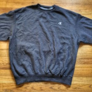 Champion Heather Grey Sweatshirt