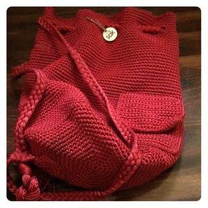 The Sak backpack pocketbook