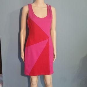 Fun Graphic Bar III Dress