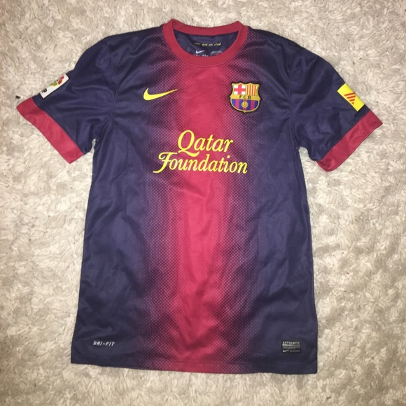 best service f15c6 cbb53 Messi Jersey M