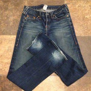 True Religion johnny jeans 29