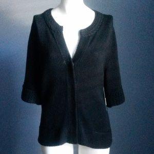 Bloomingdale's-Elie Tahari Black Elizabeth Sweater