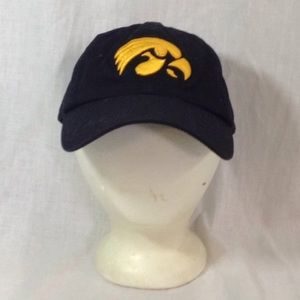 Iowa Hawkeyes Hat Nwt Strapback Cap