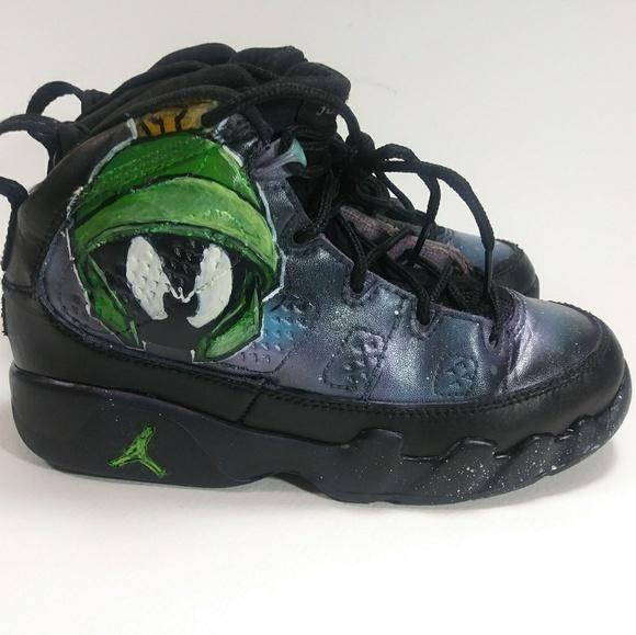 5a98b8e5b1dc85 Jordan Other - Kids custom Jordan 9 size 13 child