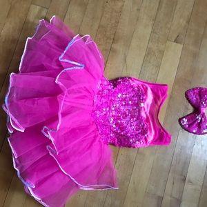 Toddler Ballet Leotard XS (4-5T)
