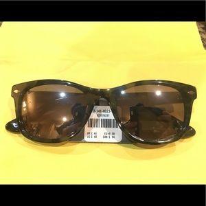 Abercrombie Fitch Tortoise sun glasses polarized