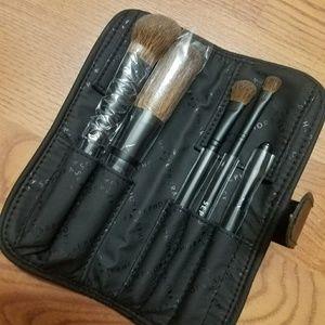 Sephora brand Makeup Brush Set Never Used