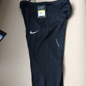 Nike women leggings black skin breather