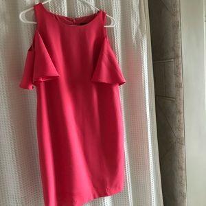 Cynthia Rowley Coral Dress