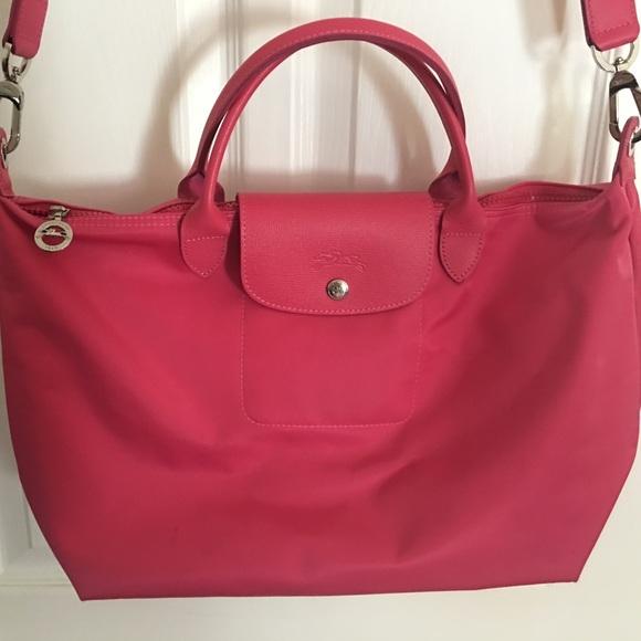 e90786e23247 Longchamp Handbags - Longchamp Le Pliage Neo shoulder bag