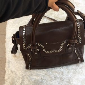 Cole Haan leather bag.