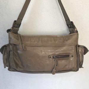 Francisco Biasia • Leather Shoulder Bag
