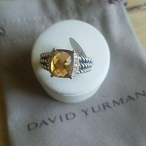 David Yurman Weaton Ring 925
