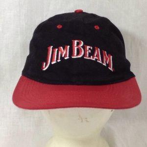 Jim Beam Hat Adjustable SnapBack Cap