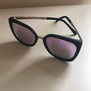 Quay Australia 'Capricorn' Sunglasses