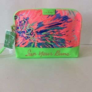 Lilly Pulitzer Bohemian Beach Pouch