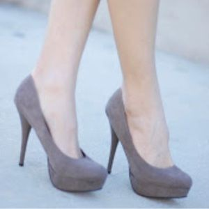 Taupe Heels for Bundle