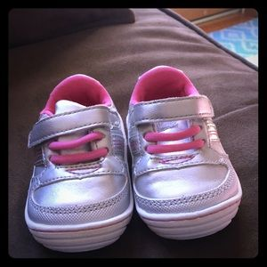 Brand New Stride Rite Baby Walking Sneakers